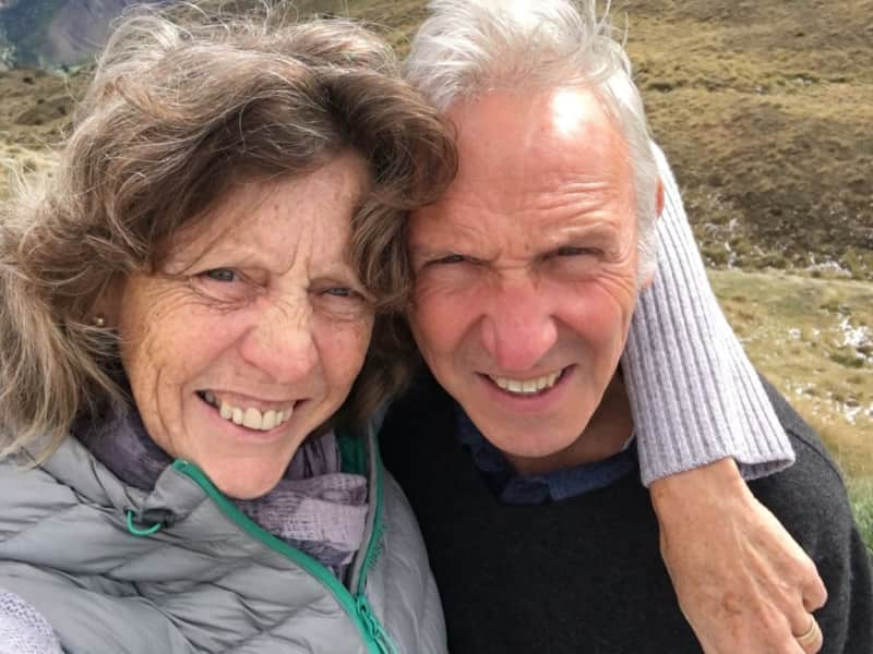Shelagh & Gerard from Horsham, United Kingdom