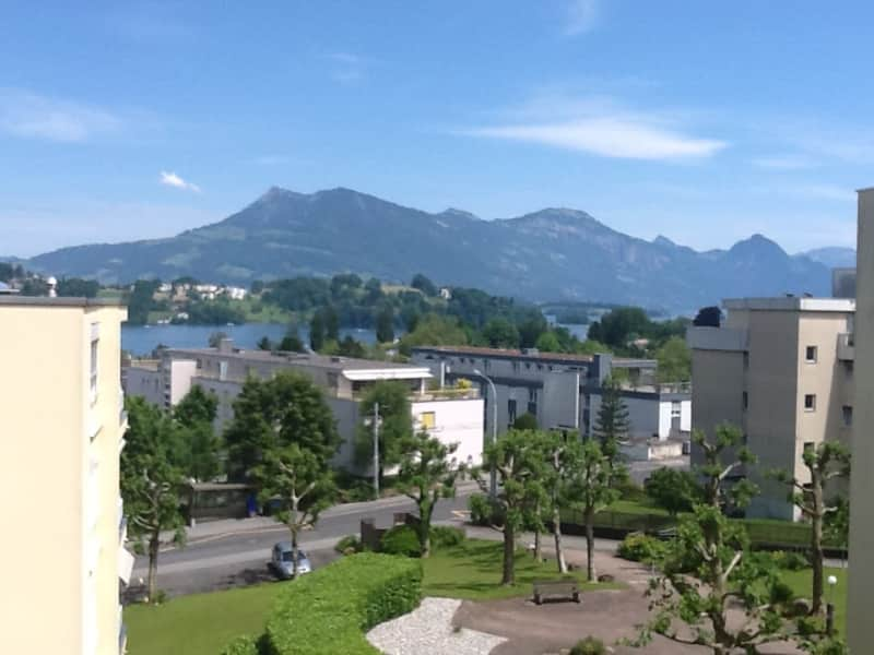 Housesitting assignment in Luzern, Switzerland
