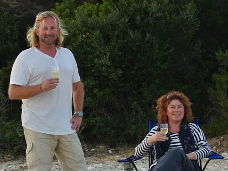 Robin & Rebecca from Holywell, United Kingdom