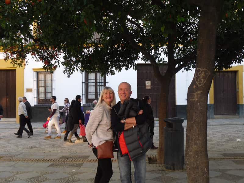 Rosie & Simon from Odiham, United Kingdom