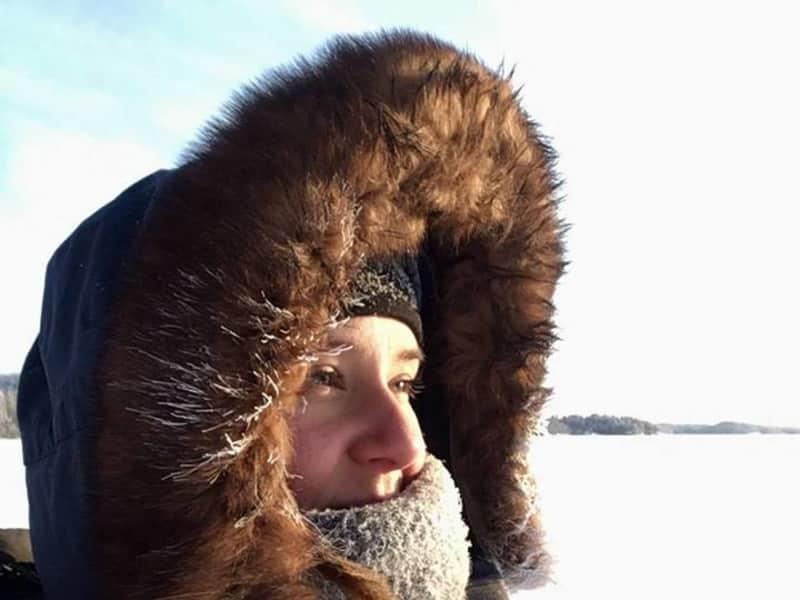 Anni from Savonlinna, Finland