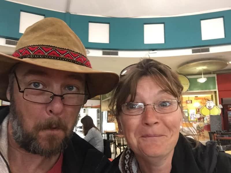 Jody & Bryan from Swindon, United Kingdom