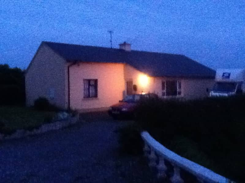 Housesitting assignment in Loughanure, Ireland