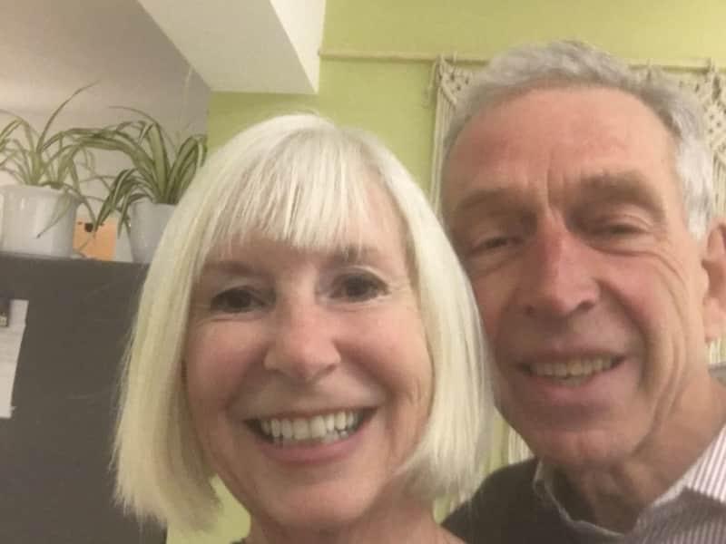 Sue & Geoff from Royal Leamington Spa, United Kingdom