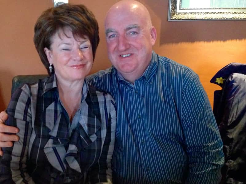 Janet & David from Newcastle upon Tyne, United Kingdom