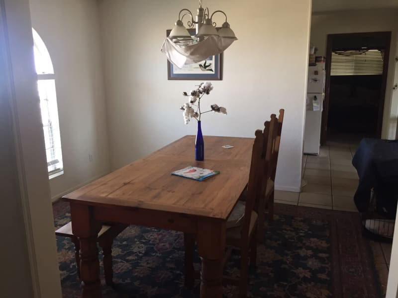 Housesitting assignment in Carlsbad, New Mexico, United States