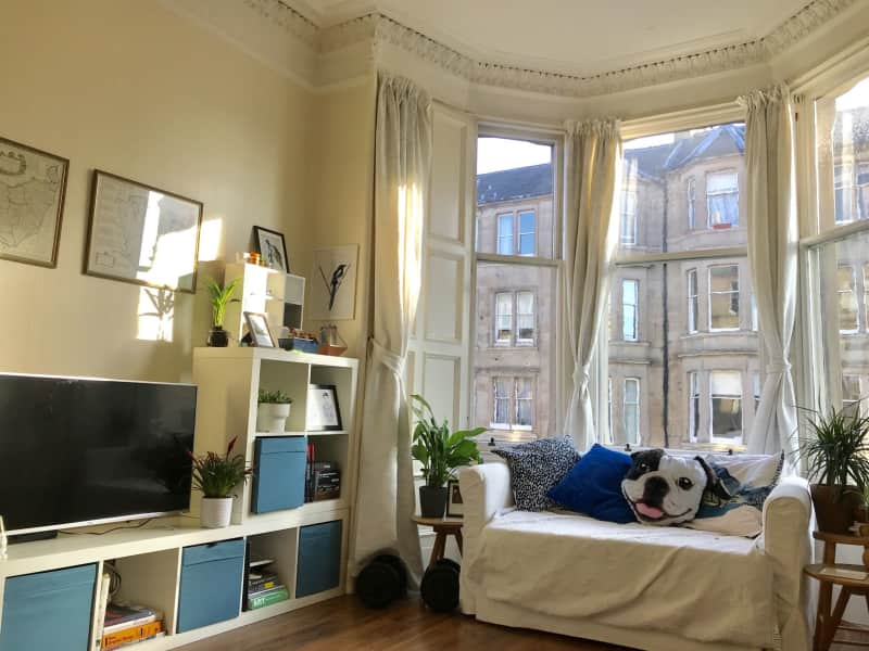 Housesitting assignment in Edinburgh, United Kingdom