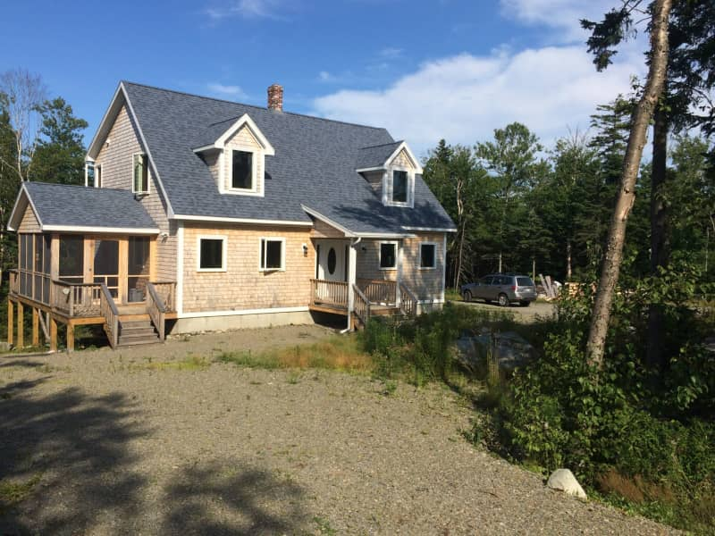 Housesitting assignment in Lubec, Maine, United States