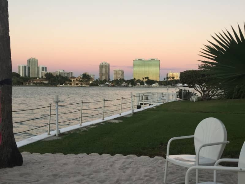 Housesitting assignment in Miami Beach, Florida, United States