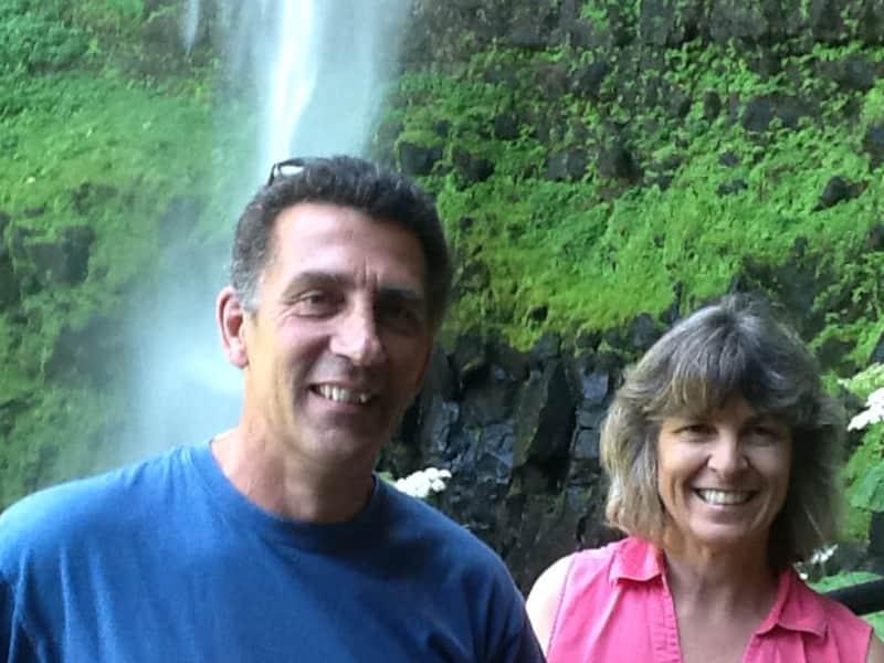 Terri & Tom from Sunnyvale, California, United States