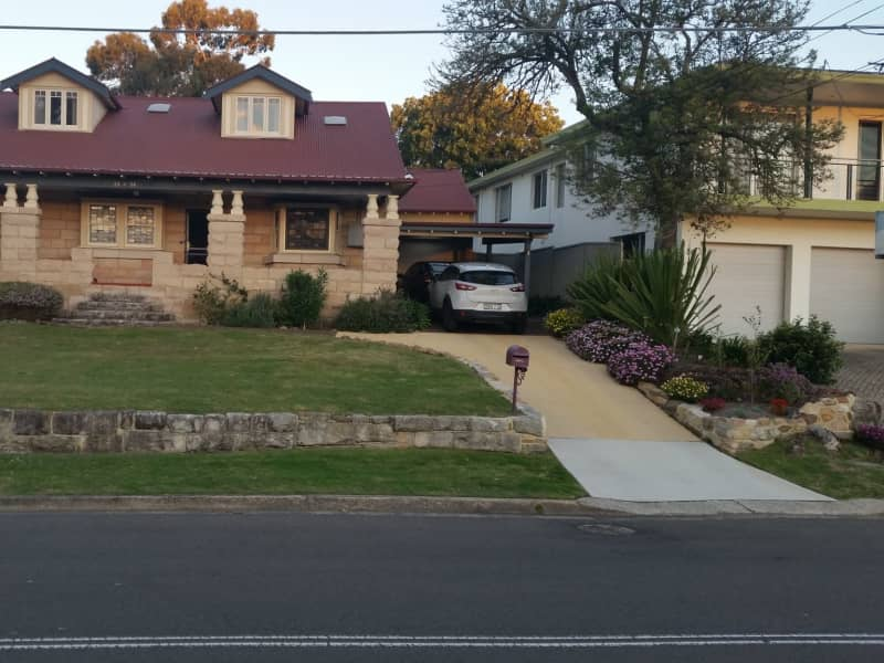 Housesitting assignment in Connells Point, New South Wales, Australia