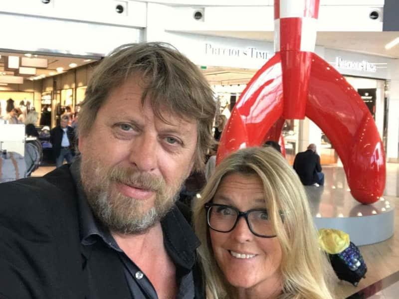 Linda & Frans from Antwerpen, Belgium