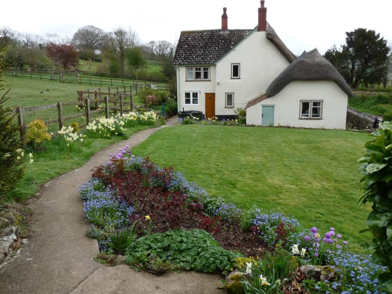 Housesitting assignment in Hemyock, United Kingdom