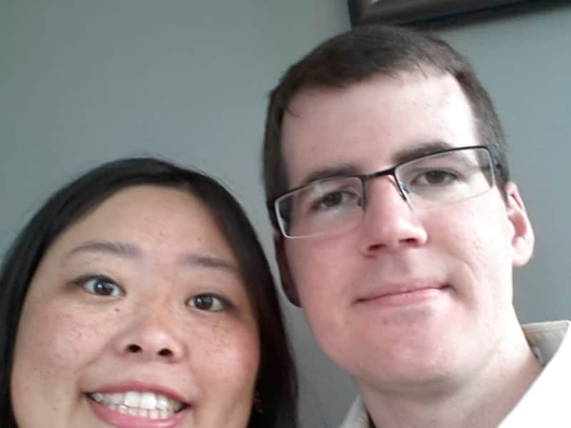 Julie & Chris from Burnaby, British Columbia, Canada