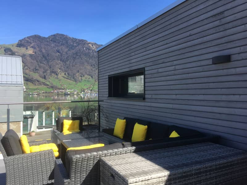 Housesitting assignment in Zug, Switzerland