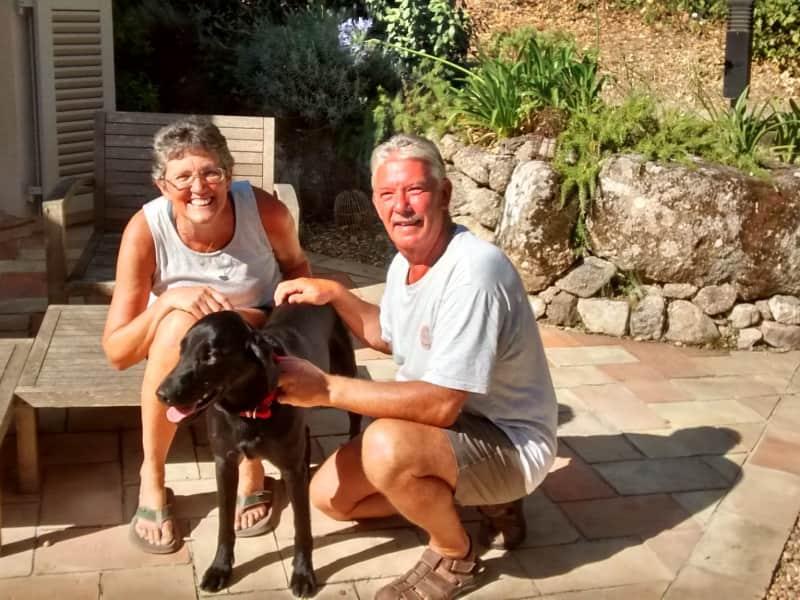 Debbie & Philip from Royal Leamington Spa, United Kingdom