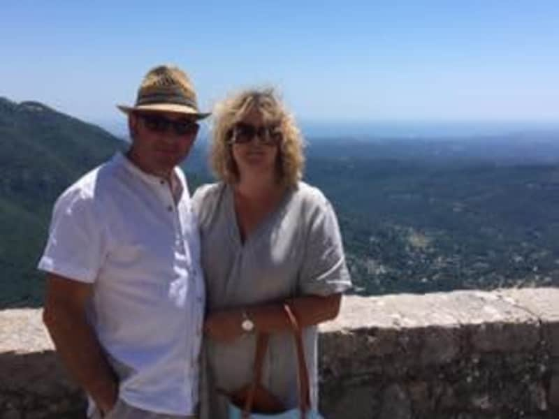 Louise & Steve from Cirencester, United Kingdom
