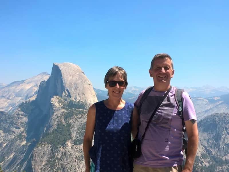 Kenny & Barbara from Duns, United Kingdom