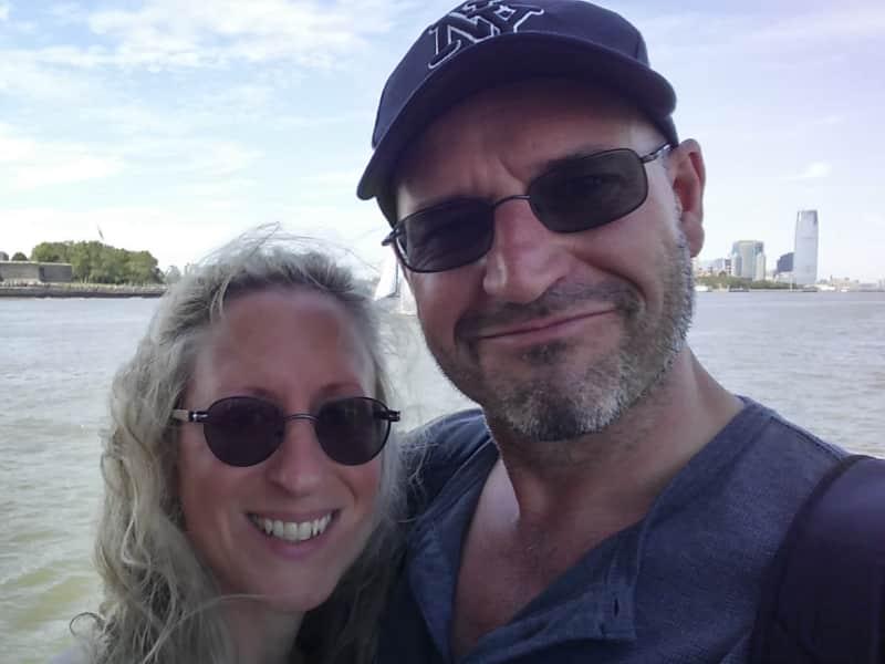 Richard & Margaret from New York City, New York, United States