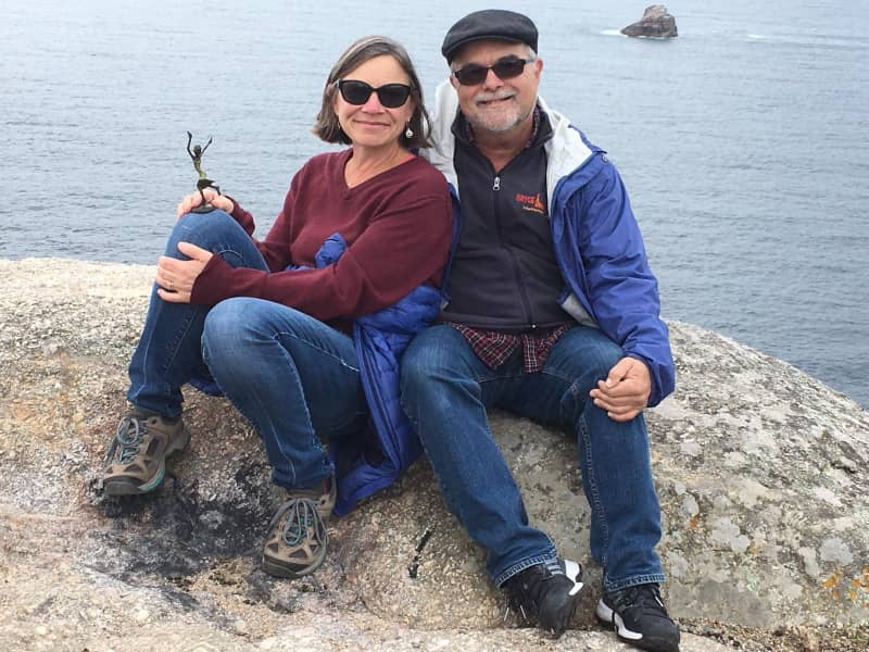 Robin & Bill from Amherst Center, Massachusetts, United States