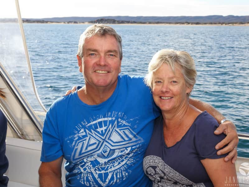 Jenny & Terry from Cobden, Victoria, Australia