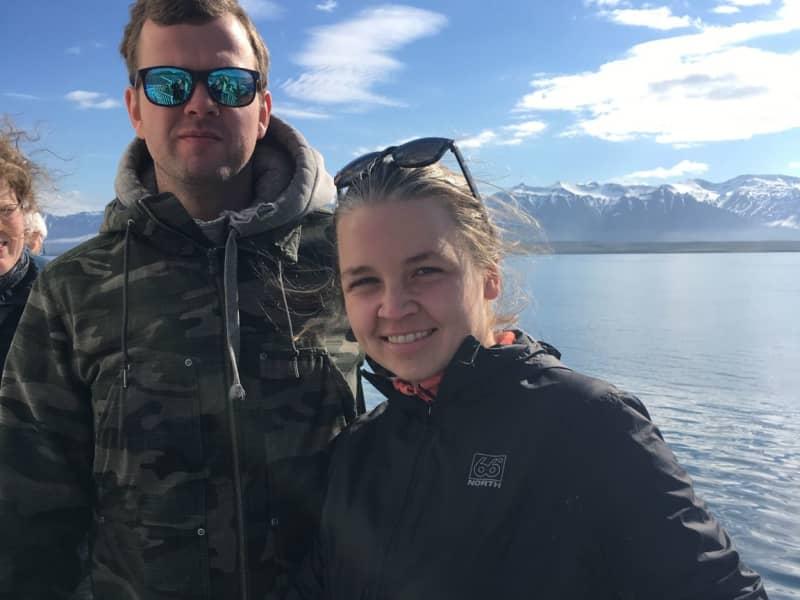 Iðunn ása & Árni from Reykjavík, Iceland
