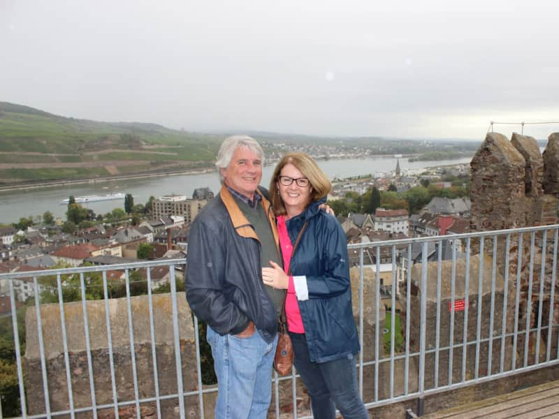 Theresa & Geoff from Calgary, Alberta, Canada