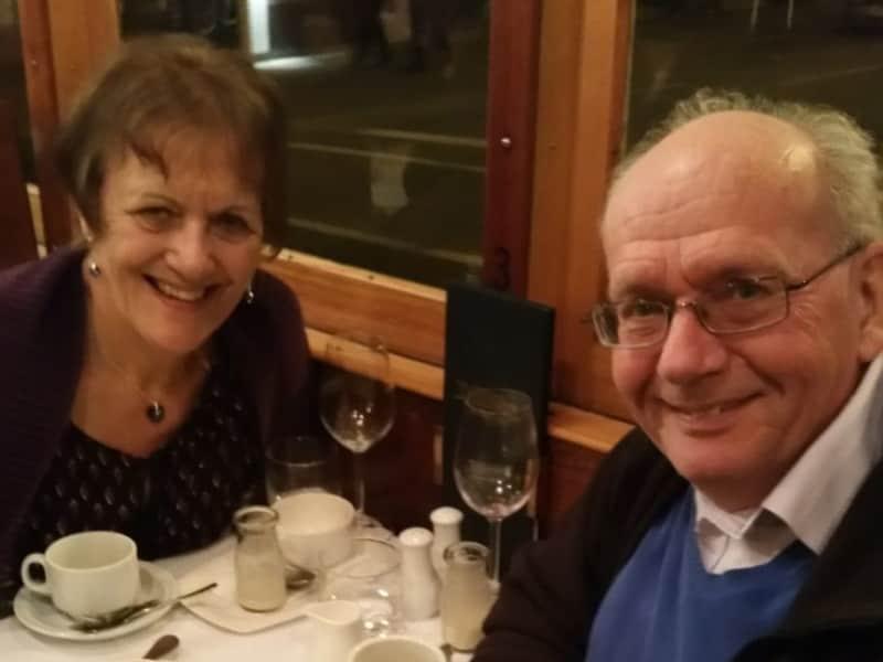 David & Janet from Havant, United Kingdom