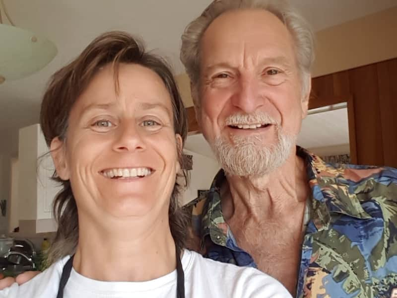 Vivian & John from Courtenay, British Columbia, Canada