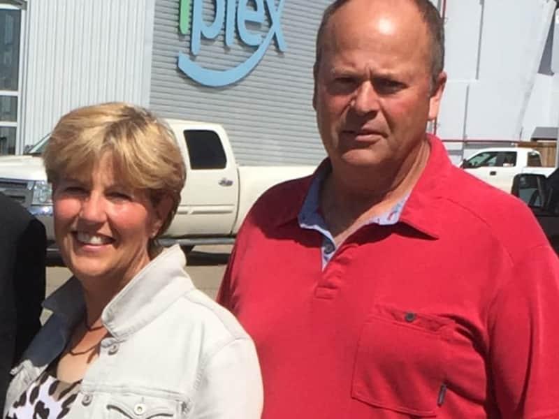 Dori & Bruce from Strathmore, Alberta, Canada