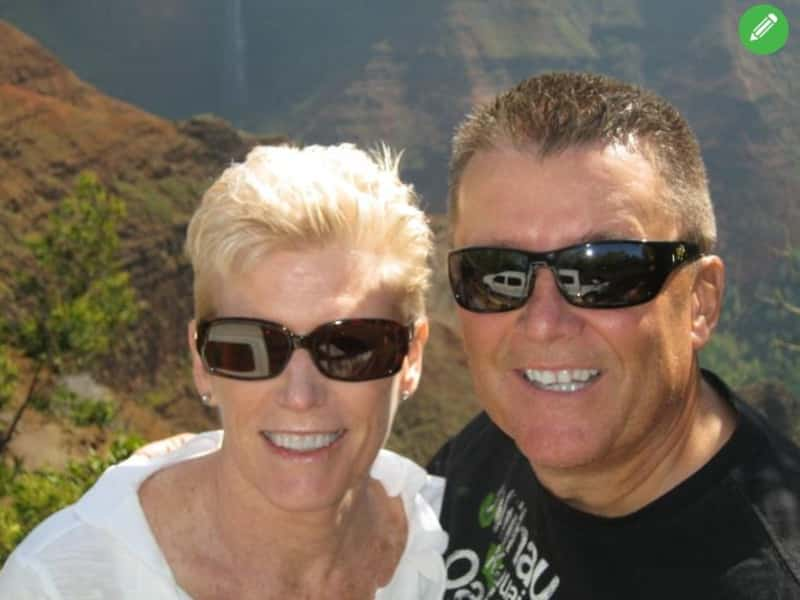 Michael & Jean from Las Vegas, Nevada, United States