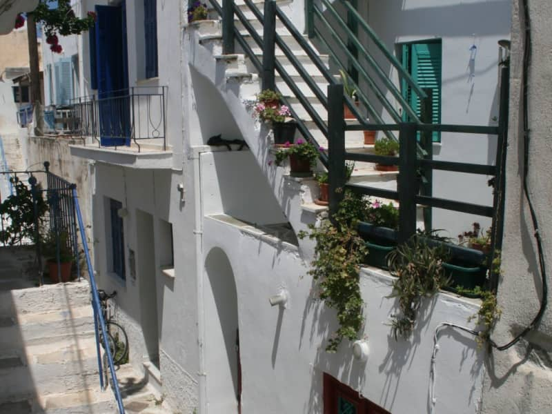 Housesitting assignment in Parikia, Greece