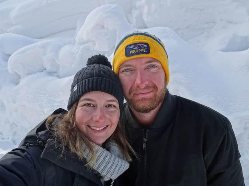 Tessa & Monty from Fernie, British Columbia, Canada