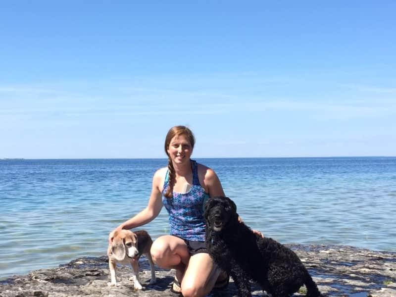 Karen from Guelph, Ontario, Canada