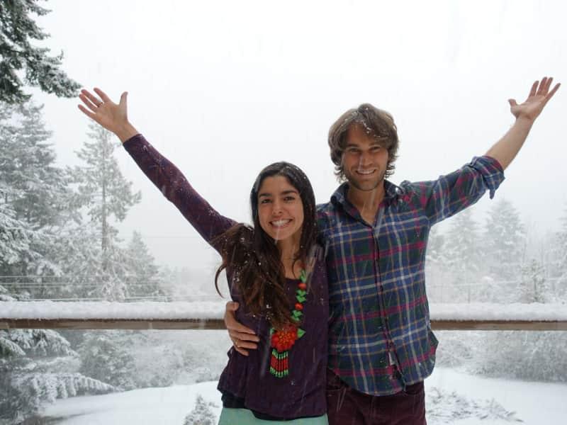 Jared & Daiana from Kenora, Ontario, Canada