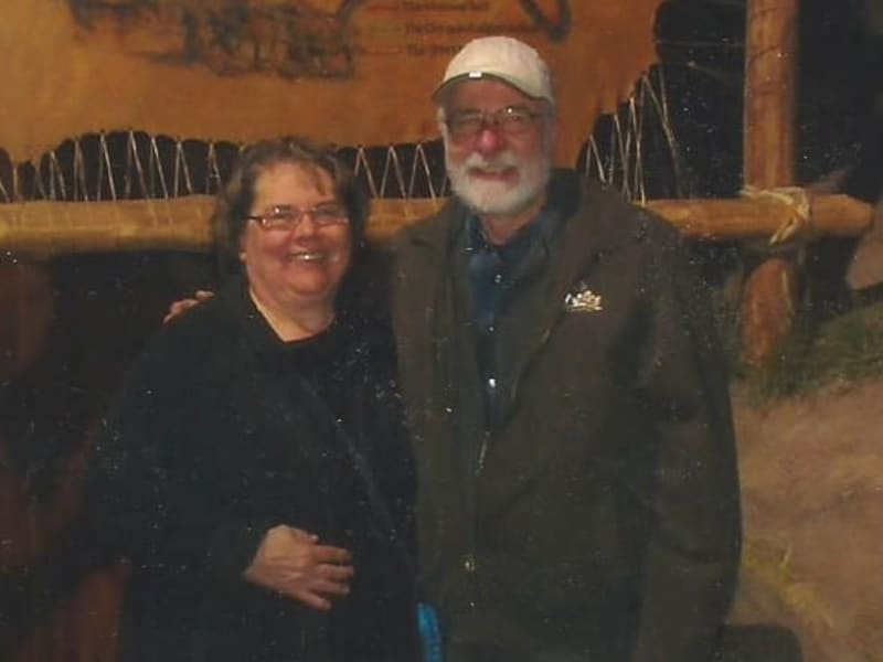 Roger & Marilyn from Waubay, South Dakota, United States