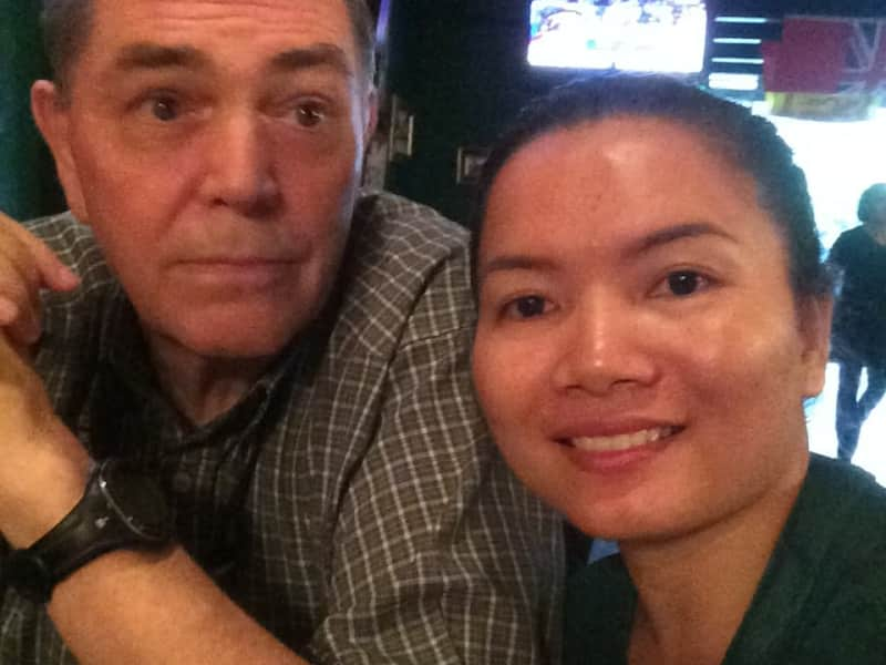 Michael & Linh from Erith, United Kingdom