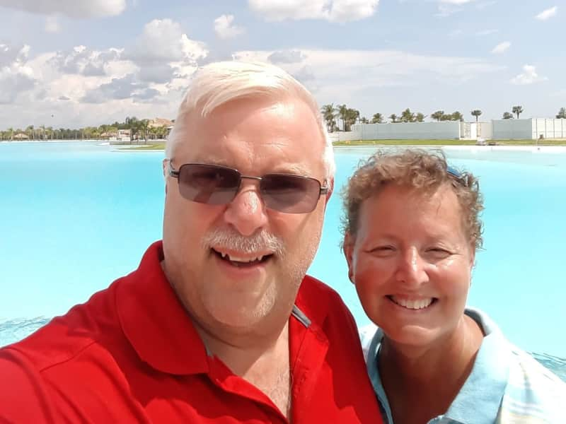 Steven & Carol from Sun City Center, Florida, United States
