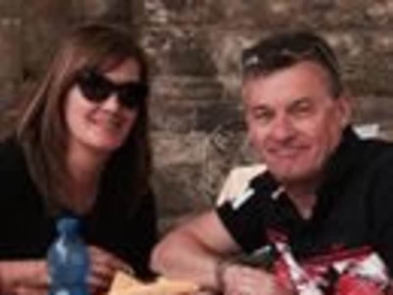 Roger & Alison from Stone, United Kingdom