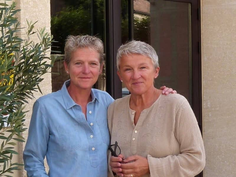 Christine & Sue from Hythe, United Kingdom