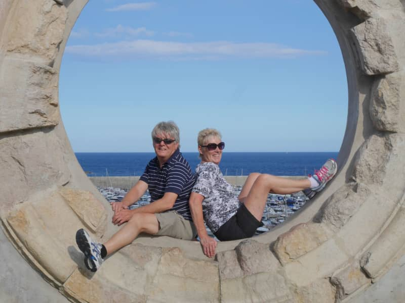Glenn & Janice from Mornac-sur-Seudre, France