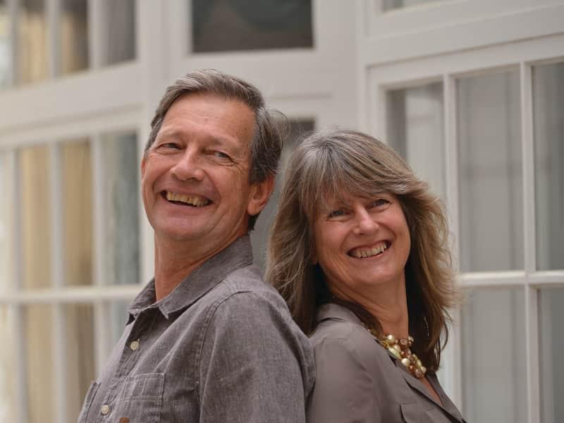 Marja & Chris from Katikati, New Zealand