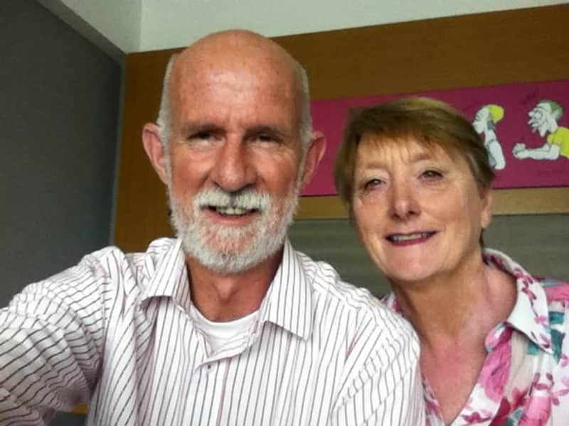 Kerrie & Rick from Oxford, New Zealand