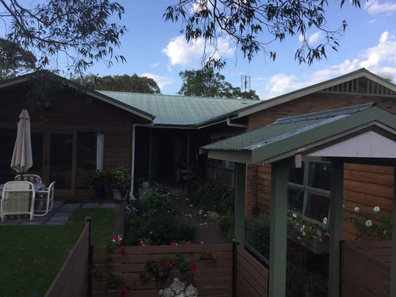 Housesitting assignment in Wyongah, New South Wales, Australia