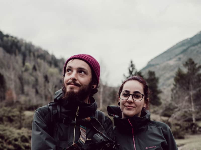 Lola & Sébastien from Clohars-Fouesnant, France