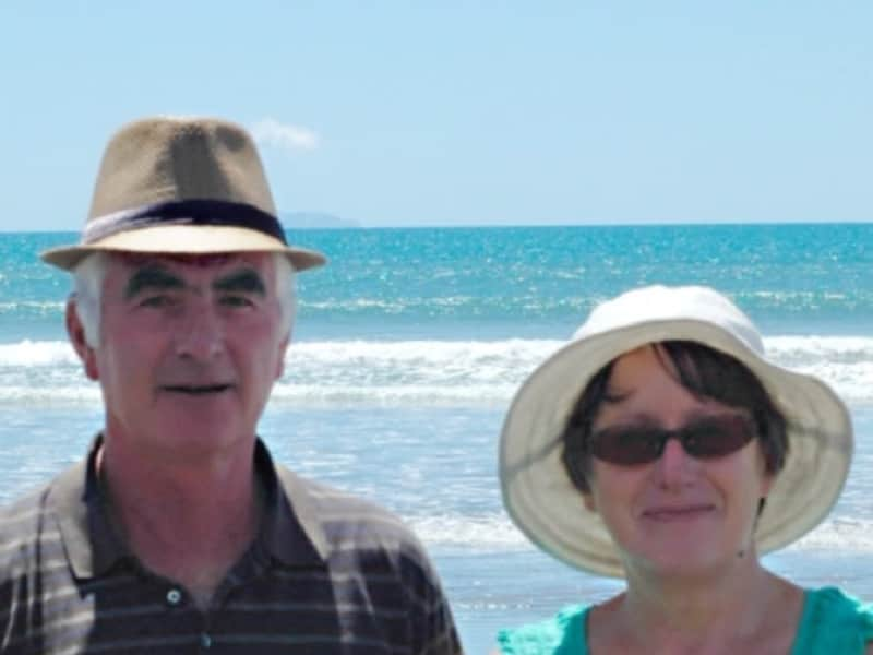 Wendy & Michael from Cardiff, United Kingdom