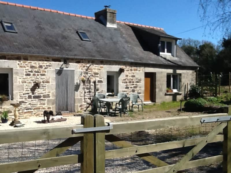 Housesitting assignment in Huelgoat, France