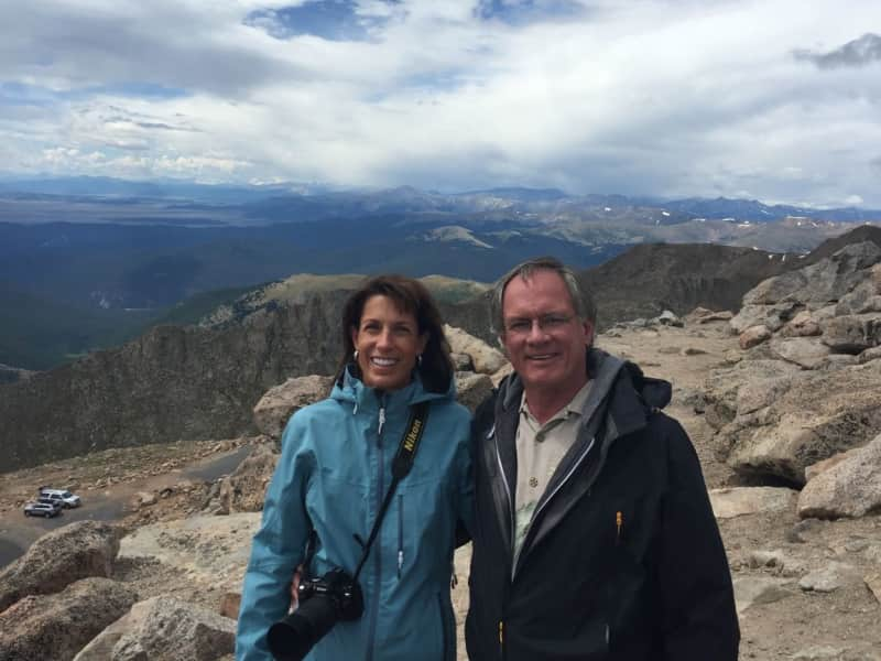 Lori and doug & Doug from Tabernash, Colorado, United States