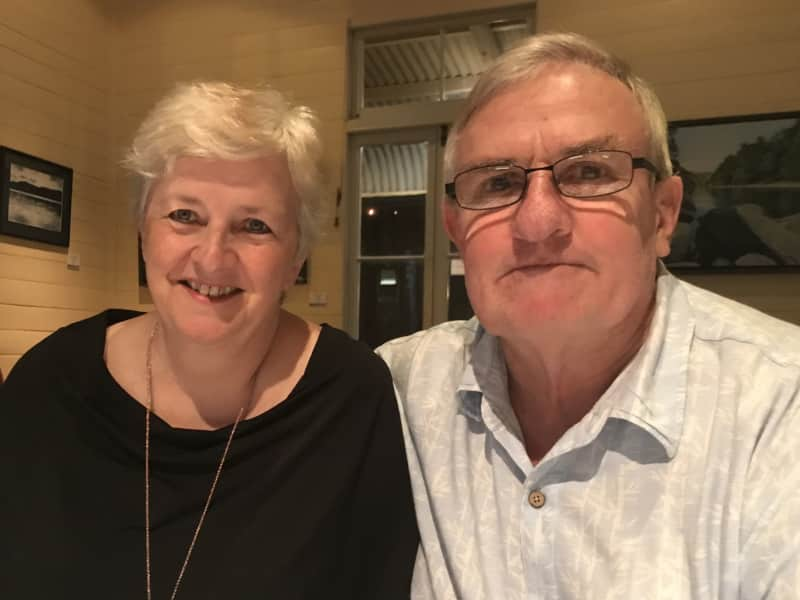 Debra & Simon from Herberton, Queensland, Australia