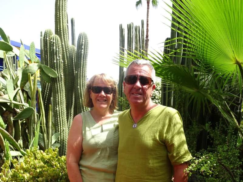 Julie & Philip from Leeds, United Kingdom